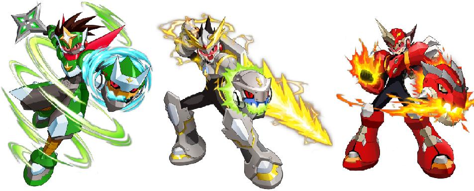 megaman starforce 2 rom