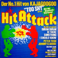 Duran duran Hit Attack germany