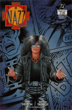 Cover for Nazz #2