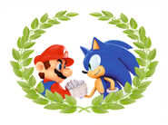 Mario&Sonicreadytocompete