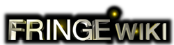 Fringe Wiki wordmark