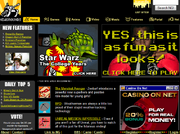 Newgrounds 2001