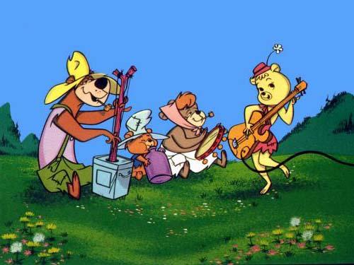 Los osos montañeses - Doblaje Wiki