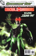 Green Lantern Emerald Warriors Vol 1 4