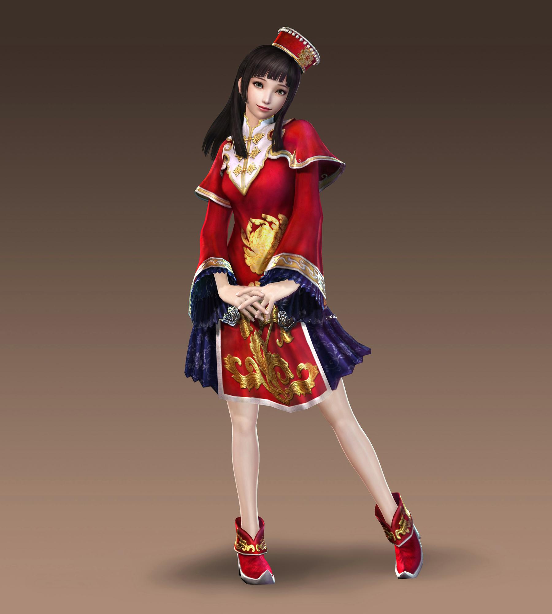 Warriors Orochi 3 Lian Shi: Dynasty/Samurai Warriors/ Warriors Orochi 3 RPs