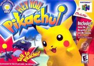 Hey You, Pikachu! Cover