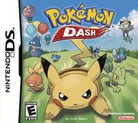 Pokmon Dash Cover