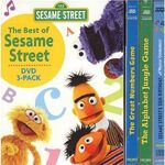 Thebestofsesamestreet3dvdpack
