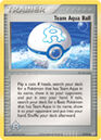 Team Aqua Ball (TCG)