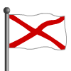 Alabama Flag-icon