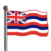 Hawaii Flag-icon