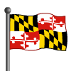 Maryland Flag-icon