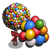 Bubble Gum Tree-icon