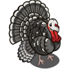 Silver Turkey-icon