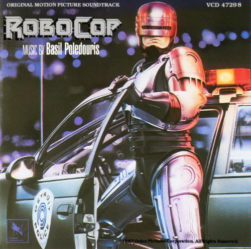 Basil Poledouris Robocop