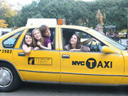 Taxi-cab