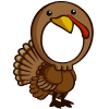 Turkey Costume-icon