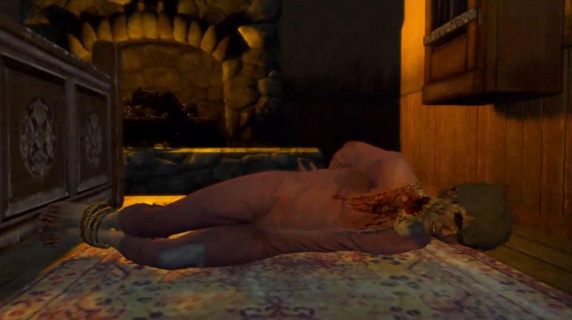 Sex mod red dead redemption video porn anime clip