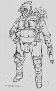 CNCTW Grenadier Concept Art 5