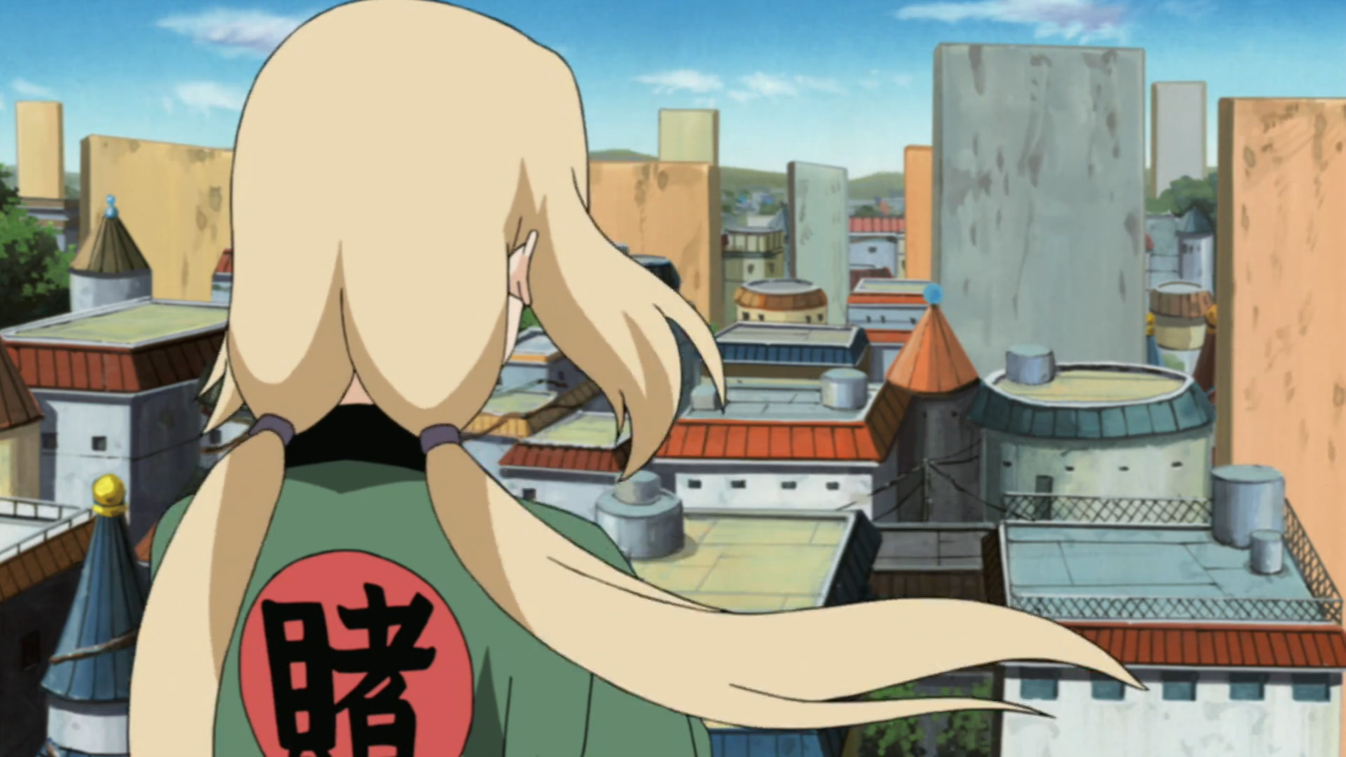 Senju Tsunade Eight_Trigram_Trap_Formation