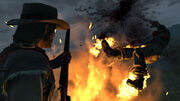 Rdr flaming undead