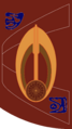Promenade Bajoran flag.svg