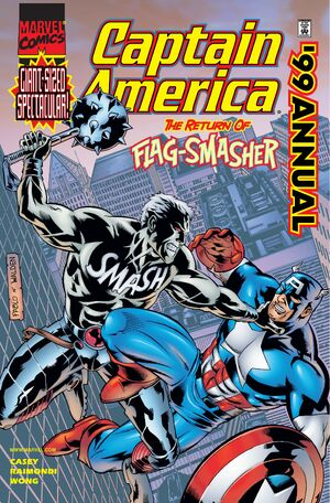 Captain America Annual Vol 1 1999