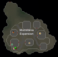 Miscellenia Expansion Map