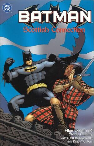 Cover for Batman: Scottish Connection #1