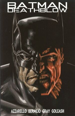 Cover for Batman/Deathblow: After the Fire #3