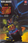 Batman Judge Dredd Judgment on Gotham Vol 1 1
