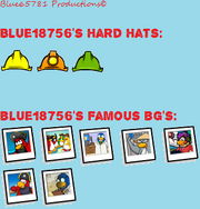 Blue18756 Hard Hats & BGS
