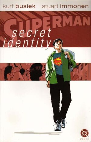 Cover for Superman: Secret Identity #1