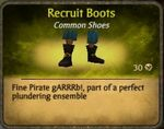 Recruit Boots