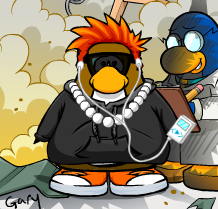 My penguin 7