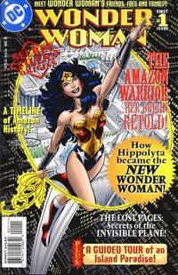 Wonder Woman Secret Files and Origins 1
