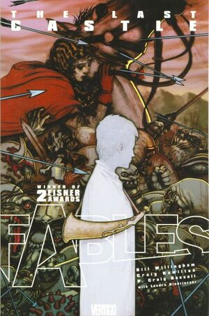 Cover for Fables #1