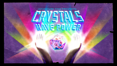 Titlecard S2E8 crystalshavepower