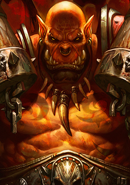 Garrosh Hellscream - WoWWiki - Your guide to the World of ...