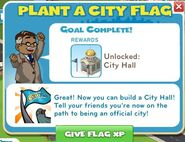 Plant a City Flag Complete