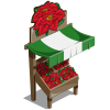 Poinsettia Stall-icon