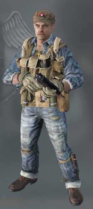 Call of Duty: Black Ops Multiplayer Gameplay Featured on:Op 40 · Full