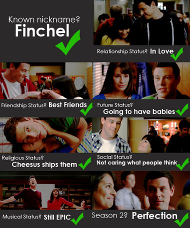 Finchel is Awesome