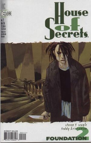 Cover for House of Secrets #2