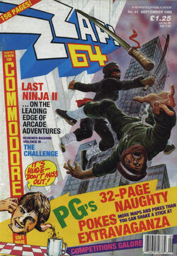 Zzap64 Issue 41