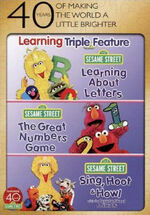 Sesame Street Home Video Boxed Sets