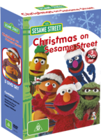Christmasonsesamestreetaustraliandvd