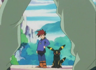 EP173 Umbreon y Gary