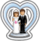Wedding Cake Topper-icon