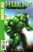 Marvel Age Hulk Vol 1 1